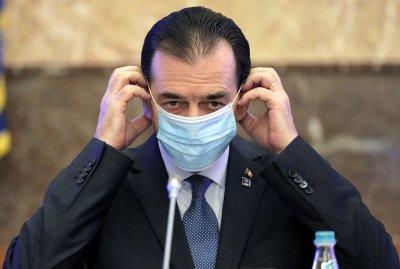 Глобиха румънския премиер и четирима министри, не носели маски на рожден ден