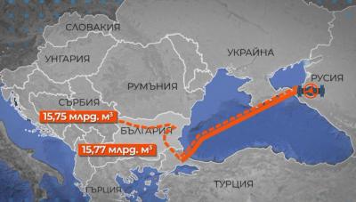 "Борисов: ""Балкански поток"" готов до края на годината"