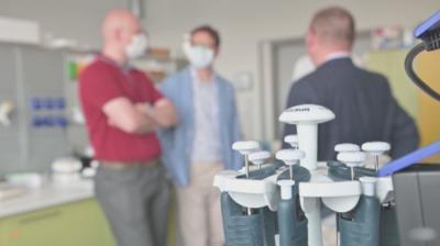 Словакия създаде свой тест за коронавирус, за да тества населението