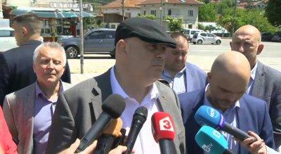 Иван Гешев: Божков изпрати сигнал по имейл, проверява се от компетентен прокурор