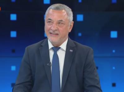 Валери Симеонов: В битката срещу олигарсите Валентин Златев би трябвало да е следващият