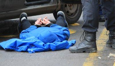 Задържаха 41-годишен крадец, обрал няколко жилища в Русе