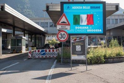 Италия, Словакия и Латвия облекчават режима за преминаване през границите