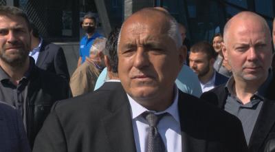 Премиерът Борисов защити медийния си съветник след атаките от Васил Божков