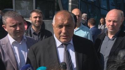 Борисов за твърденията на Божков: Никой никога не съм пращал