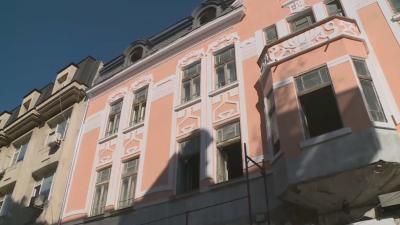 Сигнали за некачествено реставриране на сгради в Русе