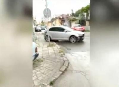 Настаняват в психиатрия водачът, ударил пешеходка и седем автомобила във Варна