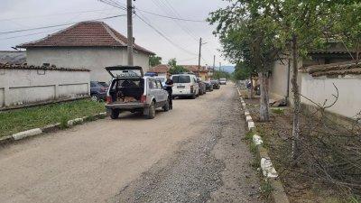 14 души са задържани след акции в Старозагорско, Габрово и Велико Търново