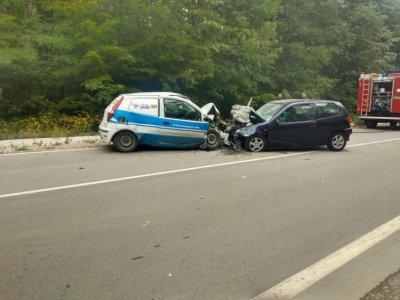 Жена загина при тежка катастрофа на пътя Разград-Търговище