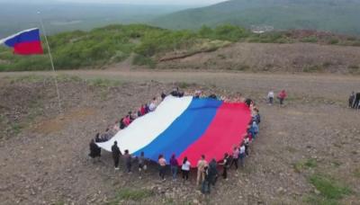 С масов флашмоб отбелязват Деня на Русия