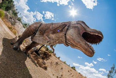Откриха нов вид динозавър с подобни на крила крайници