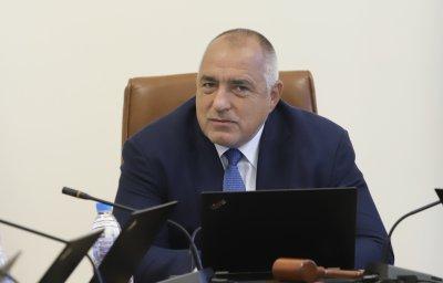 Борисов говори по телефона със секретаря по търговията на САЩ Уилбър Рос