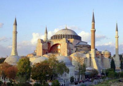 """Турция твърди, че статутът на """"Света София"""" е чисто вътрешна работа"""