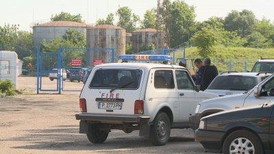 Трудова злополука в Русе: Мъж загина в резервоар за гориво