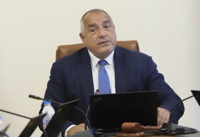 Премиерът за скрийншота на Божков: СМС от мен на кирилица, не е от мен!