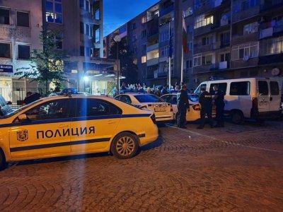 Масов бой между младежи в Пловдив, има задържани (ВИДЕО)