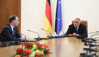 Борисов: Изпълнили сме абсолютно всички критерии за ERM II