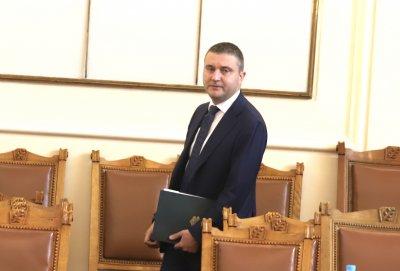 Горанов вини Комисията по хазарта в двоен стандарт за игрите на Божков