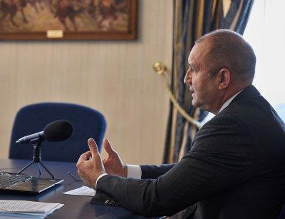 Президентът за подкрепата на ПИБ от държавата: Изкуствена стабилизация