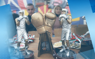 """""""С ръкавици срещу агресията"""" - възстановиха боксовия турнир в затвора"""