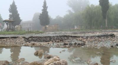 Двуметрова приливна вълна ударила варненското село Неофит Рилски
