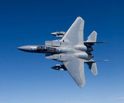 Американски изтребител F-15C Eagle изчезна в Северно море