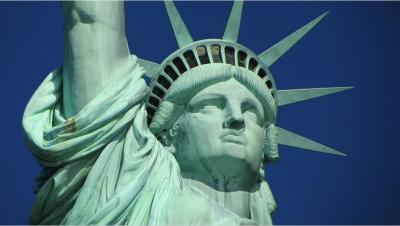 Навършват се 135 години от пристигането на Статуята на свободата в САЩ