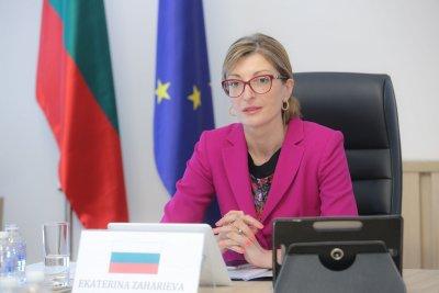 Външните министри от ЕС разговаряха с Майк Помпео