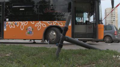 """Остава тежко състоянието на удареното от автобус дете в """"Младост"""""""