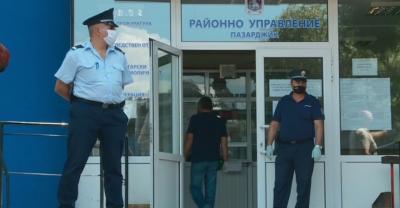 Ново огнище на COVID-19 в звено на полицията в Пазарджик