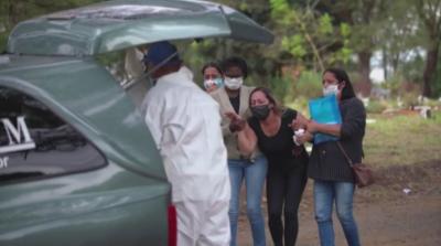Бразилия с над 1 милион заразени с коронавирус