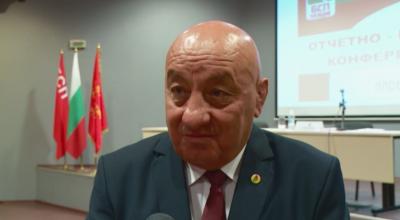 Георги Гергов е новият председател на БСП-Пловдив
