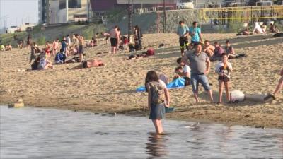Рекордни жеги в Сибир - как се живее от -67 до +38 градуса