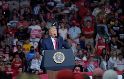Тръмп започна предизборната си кампания