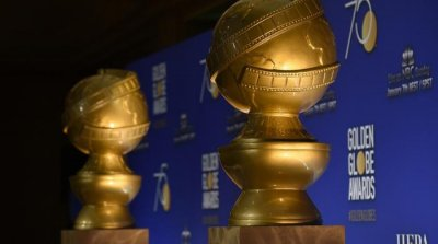 """Отлагат раздаването на наградите """"Златен глобус"""""""