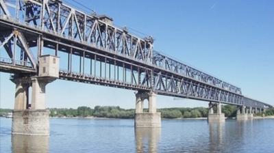 """""""Дунав мост"""" при Русе на 66 години. Румъния днес не събираше такса мост от леките коли"""