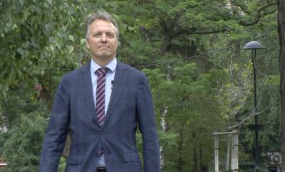 За вируса от първо лице: Юрен Ван дер Хорст, дарил кръвна плазма във ВМА