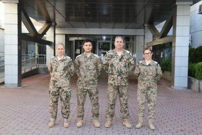 ВМА изпрати нов екип на мисия в Мали
