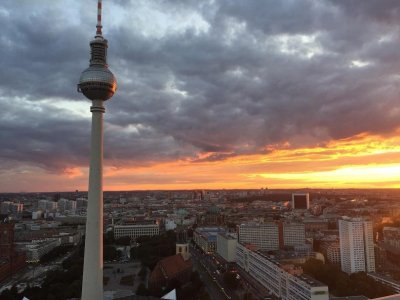 Населението на Германия расте благодарение на чужденците