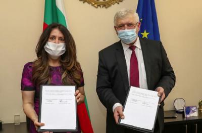 България и САЩ засилват сътрудничеството си в областта на здравеопазването