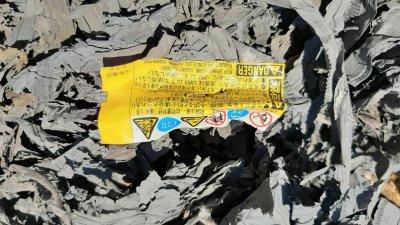 Вижте кадри от откритите опасни отпадъци край Червен бряг