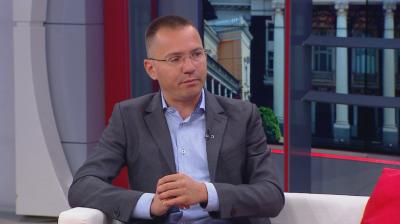 Ангел Джамбазки: Еврокомисията се оказа абсолютно непригодна в условията на пандемия