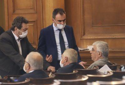 Депутатите отхвърлиха ветото на държавния глава върху разпоредби в Закона за МВР