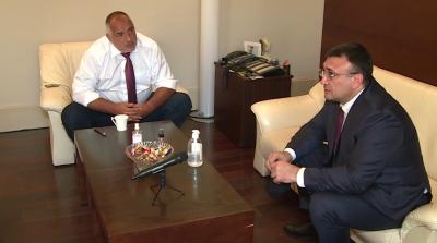 Борисов поиска оставките на зам.-главния секретар на МВР и директора на ГДБОП