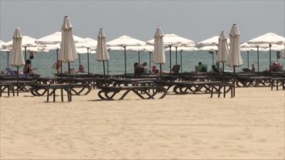 COVID лято: Все повече туристи на родните плажове при строги мерки за безопасност