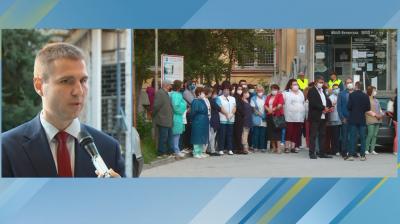 Ще подадат ли колективна оставка медиците от болницата във Велинград?
