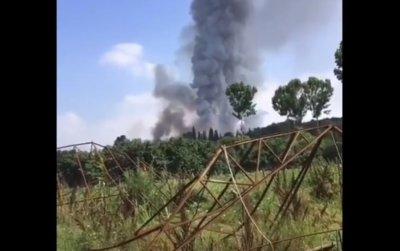 Взрив във фабрика за фойерверки в Турция – две жертви, над 70 ранени