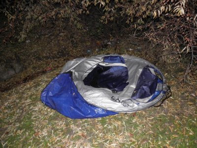 Дърво се стовари върху палатка и уби чехкиня в Рила