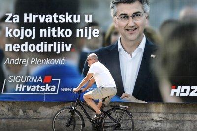 Парламентарни избори в Хърватия