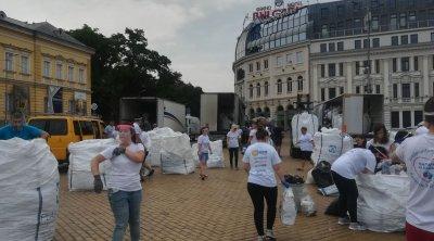 """Включете се в кампанията """"Капачки за бъдеще"""" от 9 до 17ч. днес в София"""